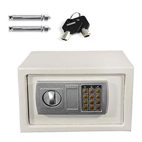 Fireproof Digital Safe Box Home Safes Cash Anti-theft Safe Box Electronic Documents Safety Safe Security...
