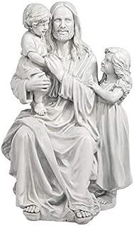 Design Toscano Jesus Loves the Little Children Garden S