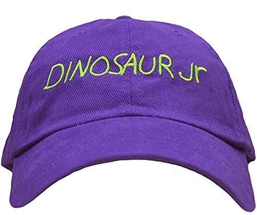 Dinosaur Jr. ダイナソージュニア Lime Logo ベースボールキャップ