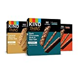 Contains 30 - .7oz KIND Thin bars The great taste and ingredients of a KIND Bar in a thinner bar Less than 100 calories per bar Under 4g of sugar, its a satisfying, nutty snack that only seems indulgent. #1 ingredient is nuts!