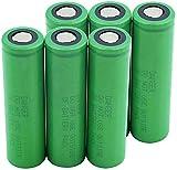 6/8/10 Pcs 3.6 V Flat Green 2600Mah Li-Ion Batterie Al Litio 2600Mah Us18650Vtc5A Vtc5A 18650 Batteria Ad Alta Scarica Per Torcia Vape 10 Pezzi-10 Pezzi