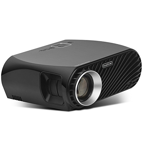 Fixeover WiFi Wireless Projector,...