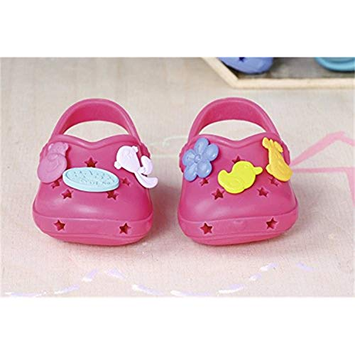 BABY born Shoes with Funny Pins Zapatos de muñeca - Accesor