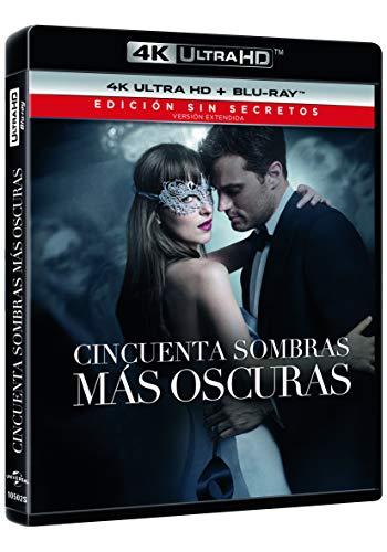 Cincuenta Sombras Más Oscuras (4K UHD + BD) [Blu-ray]