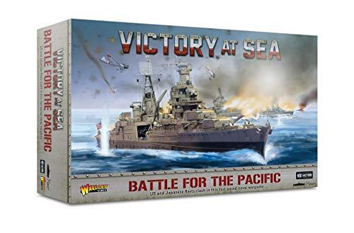 Juegos de señor de guerra, Batalla por el Pacífico