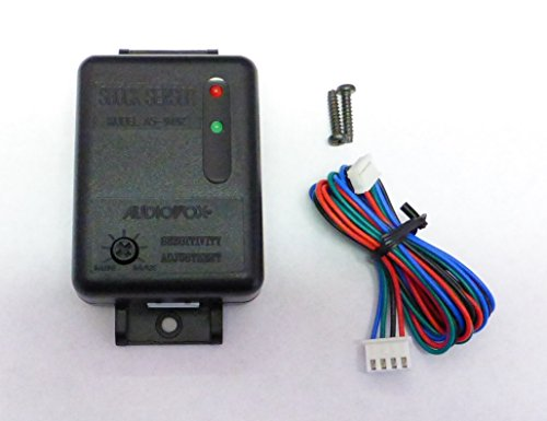 Pursuit Car Car Alarm Shock Sensor AS9492
