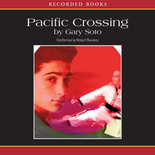 Pacific Crossing audiobook cover art