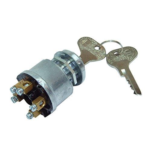 Total Source 3661343007582Zündschloss, 4Positionen, Schlüssel E30, Bosch Type