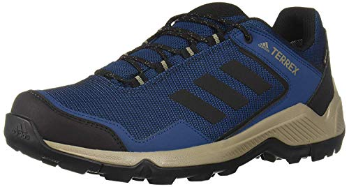 adidas outdoor Men's Terrex EASTRAIL GTX Hiking Boot, Legend Marine/Black/Trace Cargo, 11 D US