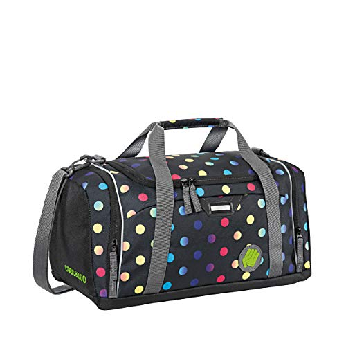 Coocazoo City and School SporterPorter Sporttasche 42 cm magic polka colurful