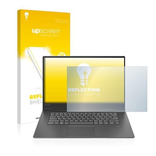 upscreen Entspiegelungs-Schutzfolie kompatibel mit Lenovo IdeaPad 530s (15