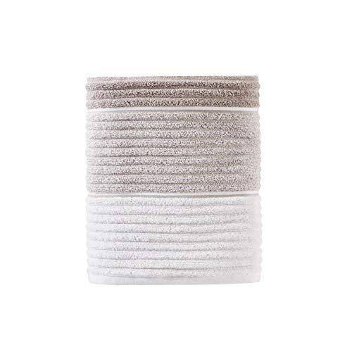 Planet Bath Towel Taupe Brown - Saturday Knight Ltd.
