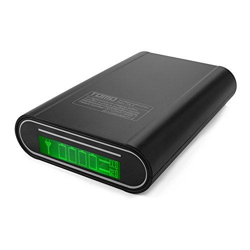 XCSOURCE 4-Fentes 18650 Chargeur de Batterie Boîte Portable 5V / 3A Double USB Power Bank pour Téléphone Portable Mobile BI633