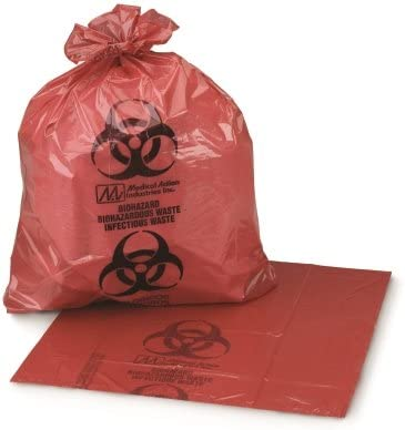 Infectious Waste Bag Medi-Pak - Item Product 24