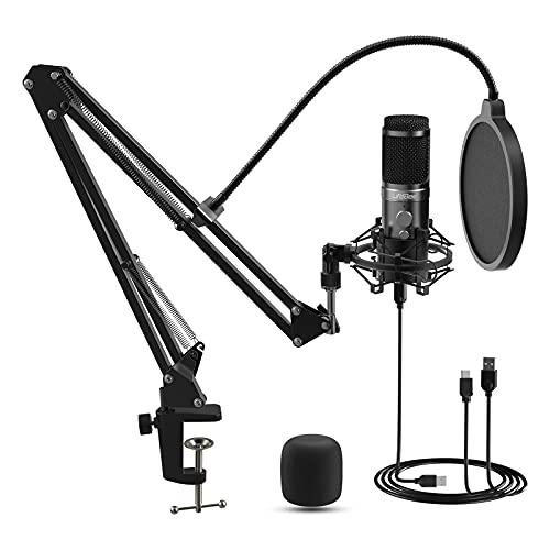 LIFEBEE -   USB Mikrofon Set