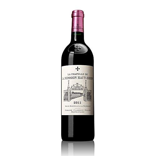 La Capilla de la Misión de Haut-Brion - Pessac-Léognan 2011 Second vin du Château Mission Haut-Brion 6 x Bouteille (75 cl)