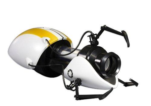Valve Portal Device Replica - P-body Co-Op Version (White/Yellow)