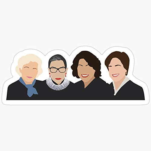 Deangelo The Supremes Stickers (3 Pcs/Pack)