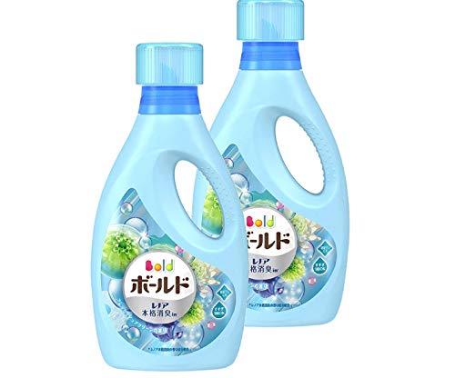 【まとめ買い】ボールド 液体 柔軟剤入り 洗濯洗剤 フレッシュピュアクリーン 本体 850g×2本