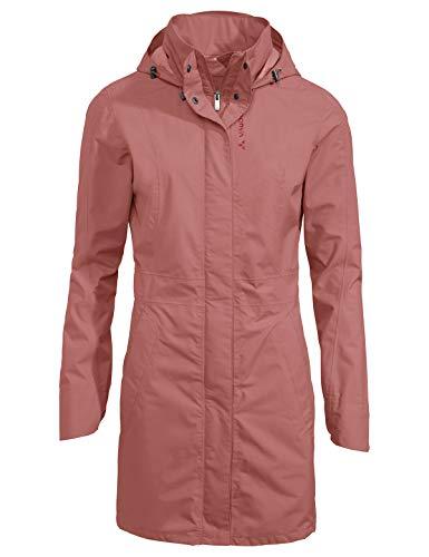 VAUDE Damen Jacke Women's Kapsiki Coat II, Dusty Rose, 46, 41542