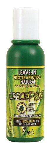 Crece Pelo Natural Phitoterapeutic Leave-In 120 ml (Pack of 2) by Crece Pelo
