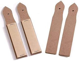 Shapenty Sketch Sandpaper Pencil Pointer Sand Paper Sharpener Drawing Tools, 12 Sheets/Board, 4 Pack