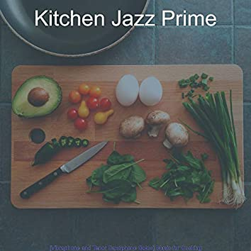 (Vibraphone and Tenor Saxophone Solos) Music for Cooking