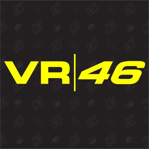 speedwerk-motorwear VR 46 - Rossi Sticker Moto GP