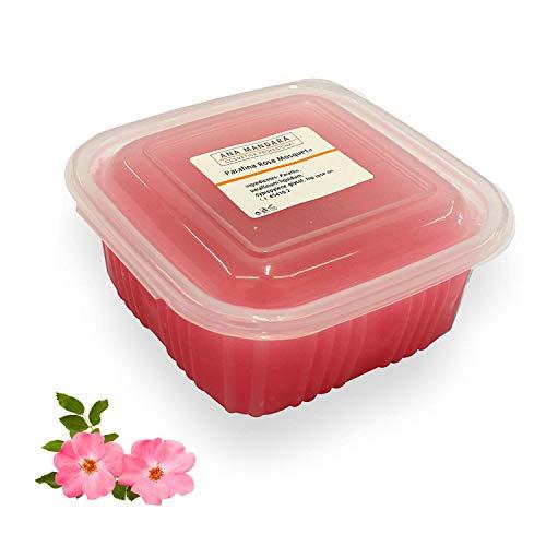 ANA MANDARA - Parafina con ROSA MOSQUETA 500 ml - 350 gr. Tr
