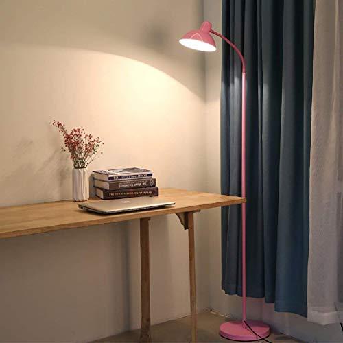 L & WB vloerlamp woonkamer slaapkamer nachtkastje salontafel eenvoudige moderne vloerlamp verstelbare hoek hoogte staande lampen