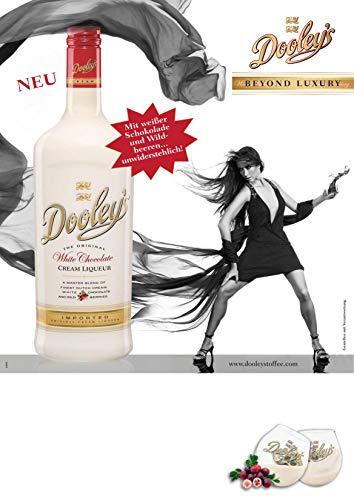 Dooley's White Chocolate Cream Liqueur Whisky - 5