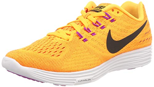 Nike Damen WMNS Lunartempo 2 Laufschuhe, Naranja LSR Orange Blk White TTL Orng, 38.5 EU