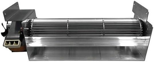 Motor Ventilador tangenziale para estufa de pellets 91 W tgo80/1 ...