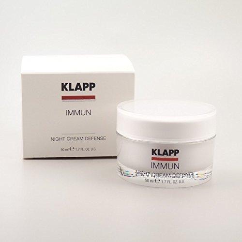 KLAPP IMMUN NIGHT CREAM DEFENSE by K6 Skin Care
