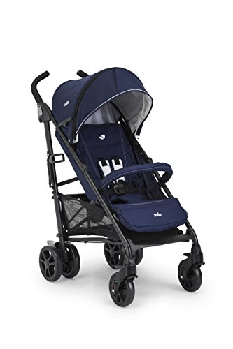 Joie Brisk LX Buggy incl. Rain Cover Midnight Navy Joie Umbrella Buggy. Can be combined with i-gemm, Gemm. Lightweight folding frame with umbrella. 1