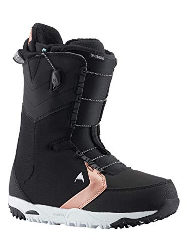 Burton Damen Limelight Black Snowboard Boot, 8.5