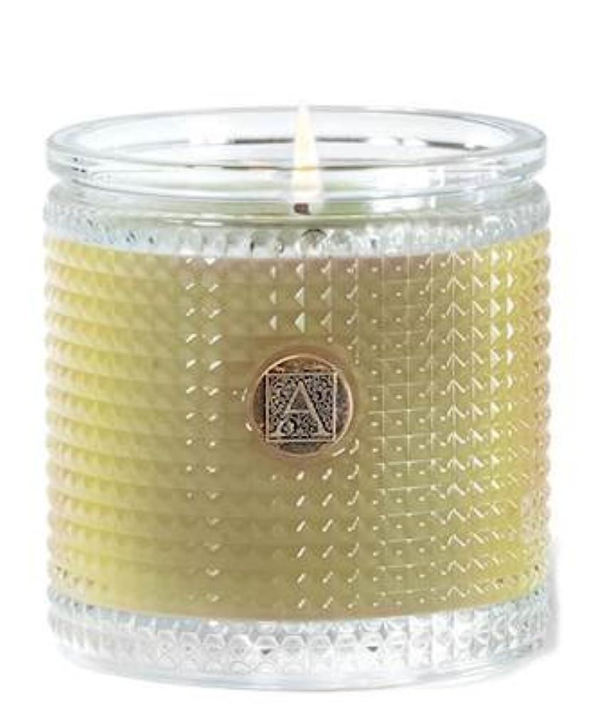 承認私達バレルGrapefruit Fandango 160ml Textured Glass Candle by Aromatique (1)