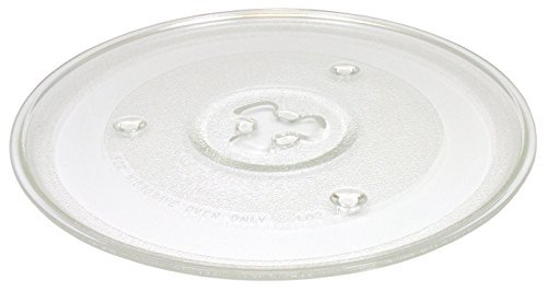 NEW! Microwave Turntable Glass Plate 10 5/8 or 270 mm Designed to Fit Several Models by 4 Your Home