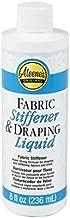 Aleene's I Love to Create Fabric Stiffener & Draping Liquid, 8 oz