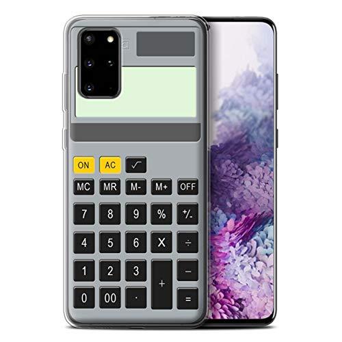 Stuff4 Var voor Samsung Galaxy Keys/Knoppen Samsung Galaxy S20 Plus Rekenmachine