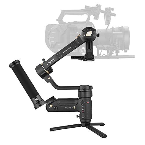 Zhiyun Crane 3S Easysling Kit [Official] 3-Axis...