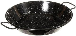 Garcima 8-Inch Enameled Steel Paella Pan, 20cm by Garcima