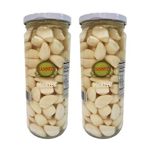 Sanniti Spanish Pickled Garlic