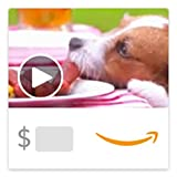 Amazon eGift Card - How Dogs Celebrate (Animated) [American...