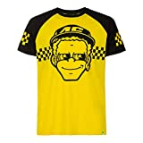 Valentino Rossi Camiseta Dottorone,L,Ocre,Hombre