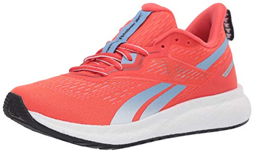 Reebok Women's Forever Floatride Energy 2, Vivid Orange/White/Fluid...