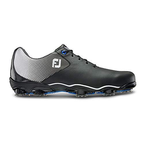 Footjoy Herren D.n.a Helix Golfschuhe, Schwarz (Negro 53318), 42 EU