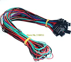 1 Set= 14pcs Cables Complete Wiring Cables Set for RAMPS 1.4 Endstops Thermistors Motor