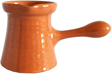 Coffee Pot - Clay Pot, for Boiling Coffee the Good Old Fashion Way, Hand made,