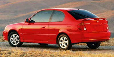 Delightful 2005 Hyundai Accent GLS, 3 Door Hatchback Coupe Automatic Transmission ...